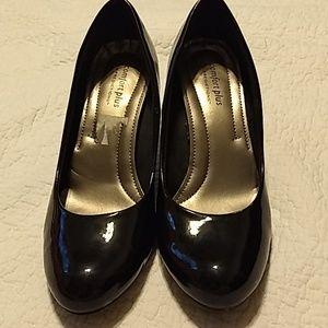Predictions Comfort Plus black heel